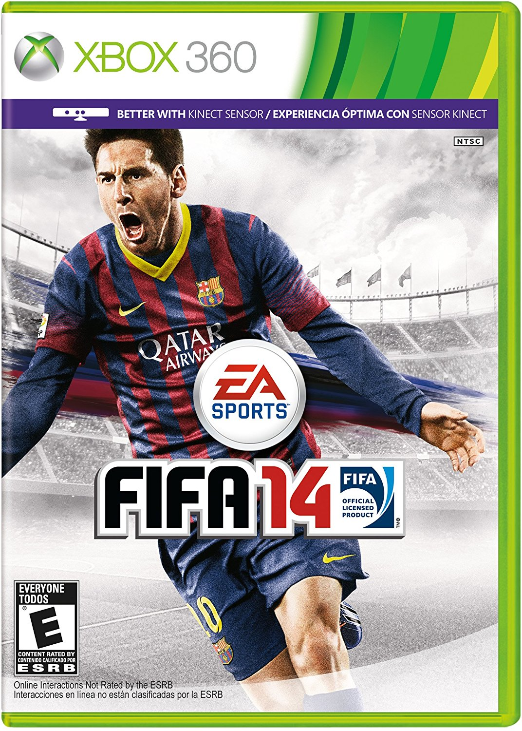 Fifa 14 Xbox 360 Video Game