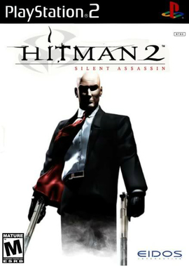 Hitman 2 Silent Assassin Ps2 Video Game