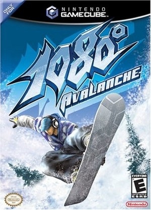 1080° Avalanche - Gamecube Video Game
