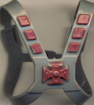Chest Armor Harness Part of He-Man - Masters of the Universe He-Man