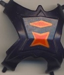 Webstor Front Chest Plate - Masters of the Universe He-Man