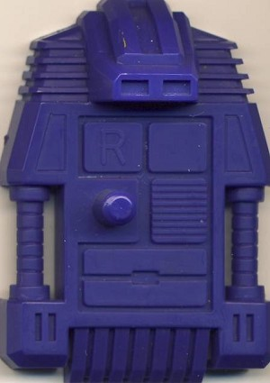 Right Foot Stand - Motormaster - Generation 1 Transformers