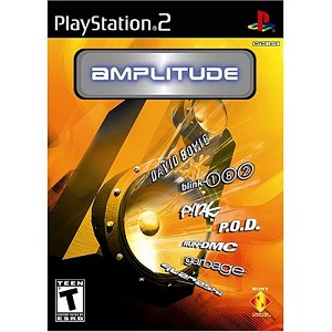 Amplitude - PS2 Video Game