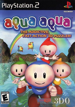 Aqua Aqua - PS2 Video Game