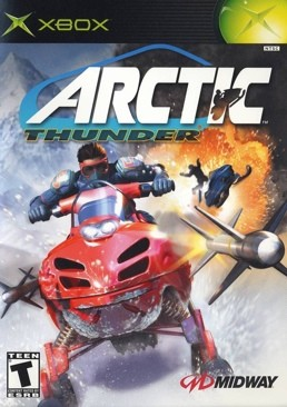 Arctic Thunder - Original Xbox Video Game