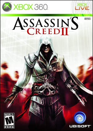 Assassin's Creed II - Xbox 360 Video Game