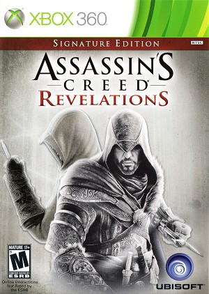 Assassin's Creed: Revelations - Xbox 360 Video Game