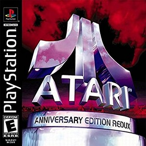 Atari Anniversary Edition Redux - PS1 Video Game
