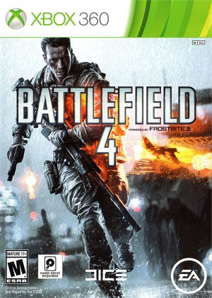 Battlefield 4 - Xbox 360 Video Game