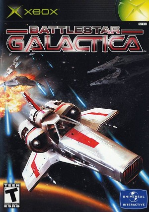 Battlestar Galactica - Original Xbox Video Game