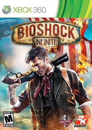 Bioshock Infinite - Xbox 360 Video Game