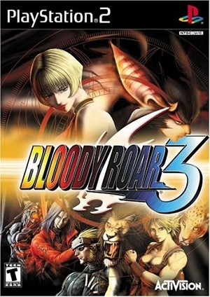 Bloody Roar 3 - PS2 Video Game
