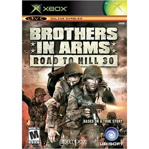 Brothers in Arms: Road to Hill 30 - Original Xbox Video Game