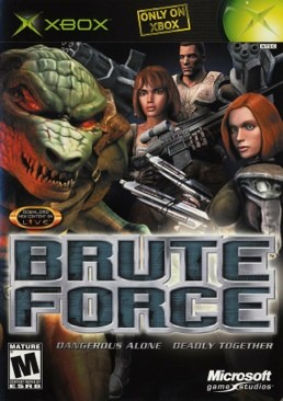 Brute Force - Original Xbox Video Game