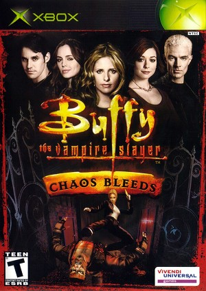 Buffy the Vampire Slayer: Chaos Bleeds - Original Xbox Video Game
