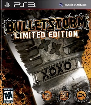 Bulletstorm Limited Edition - PS3 Video Game