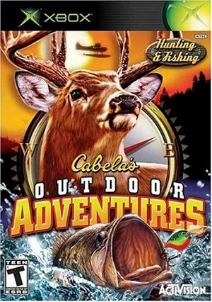 Cabela's Outdoor Adventures - Original Xbox Video Game