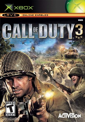 Call of Duty 3 - Original Xbox Video Game