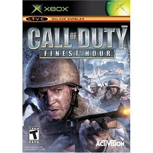 Call of Duty: Finest Hour - Original Xbox Video Game