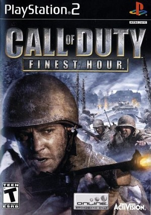 Call of Duty: Finest Hour - PS2 Video Game