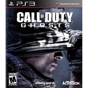 Call of Duty: Ghosts - PS3 Video Game
