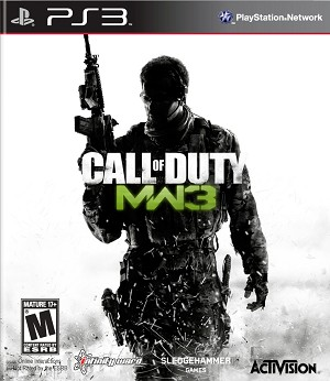 Call of Duty: Modern Warfare 3 - PS3 Video Game