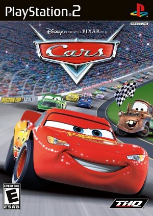 Cars - PS2 Video Game