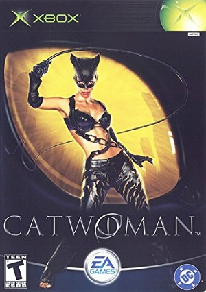 Catwoman - Original Xbox Video Game