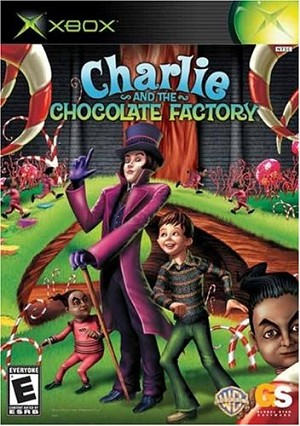 Charlie and the Chocolate Factory - Original Xbox Video Game