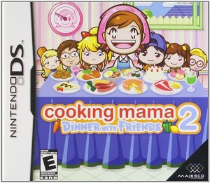 Cooking Mama 2: Dinner with Friends - Nintendo DS Video Game