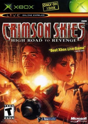 Crimson Skies: High Road to Revenge - Original Xbox Video Game