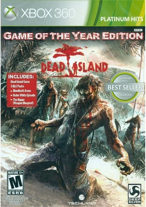Dead Island Game of the Year Edition - Xbox 360 Video Game