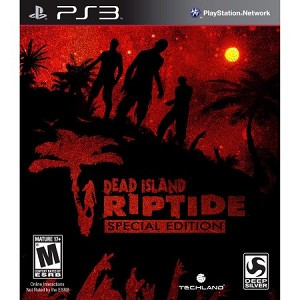 Dead Island: Riptide Special Edition - PS3 Video Game