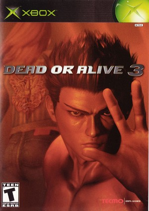 Dead or Alive 3 - Original Xbox Video Game