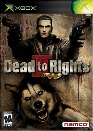 Dead to Rights II - Original Xbox Video Game