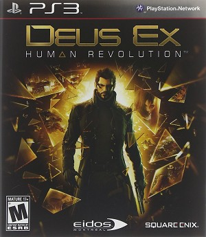 Deus Ex Human Revolution - PS3 Video Game
