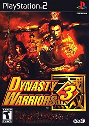 Dynasty Warriors 3 - PS2 Video Game
