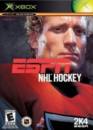 ESPN NHL Hockey - Original Xbox Video Game
