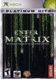 Enter the Matrix - Original Xbox Video Game