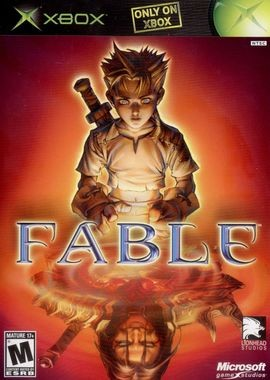 Fable - Original Xbox Video Game