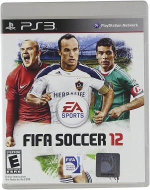 FIFA Soccer 12 - PS3 Video Game