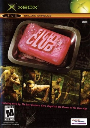 Fight Club - Original Xbox Video Game