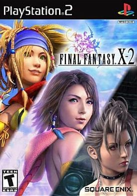 Final Fantasy X-2- PS2 Video Game
