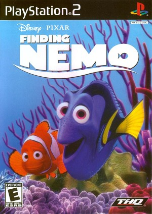 Finding Nemo - PS2 Video Game