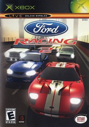 Ford Racing 2 - Original Xbox Video Game