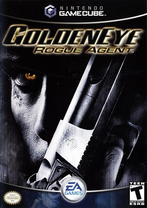 GoldenEye: Rogue Agent - Gamecube Video Game