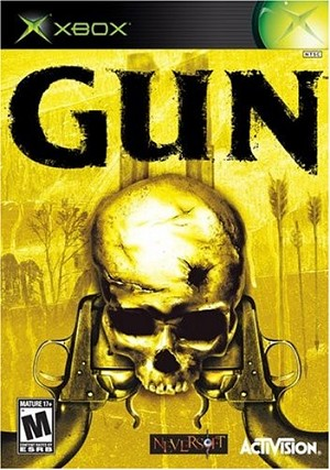 Gun - Original Xbox Video Game