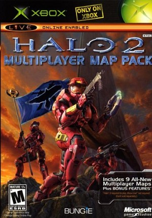 Halo 2: Multiplayer Map Pack - Original Xbox Video Game