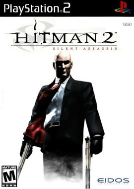 Hitman 2: Silent Assassin - PS2 Video Game