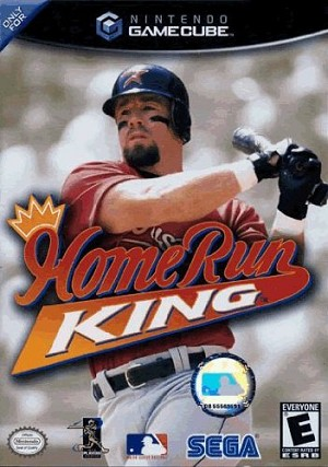 Home Run King - Gamecube Video Game